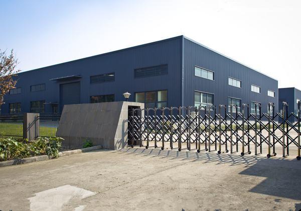 永川机器人厂房